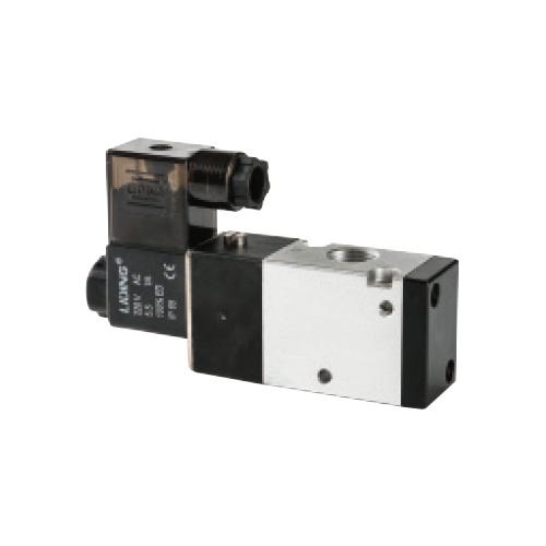 3V/4V 400 系列电磁阀、气控阀
