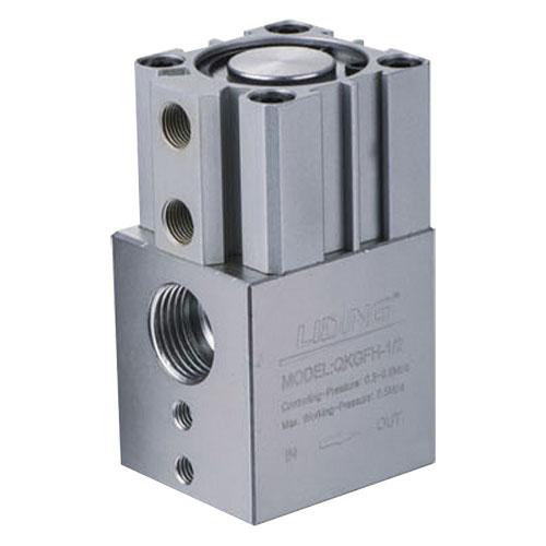 QKGFH-1/2 耐石油液化气高压气控管阀